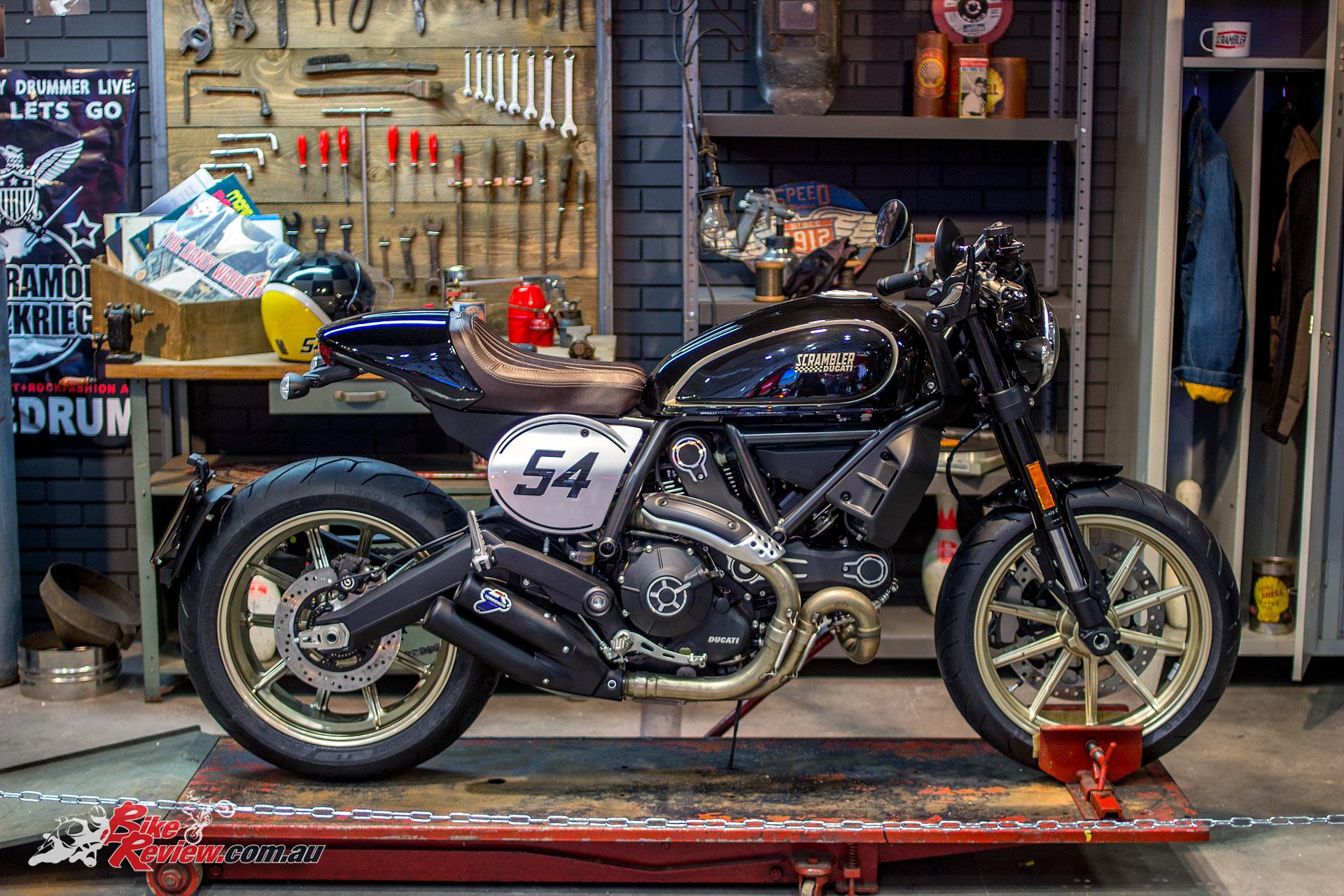 Ducati Scrambler - EICMA 2016