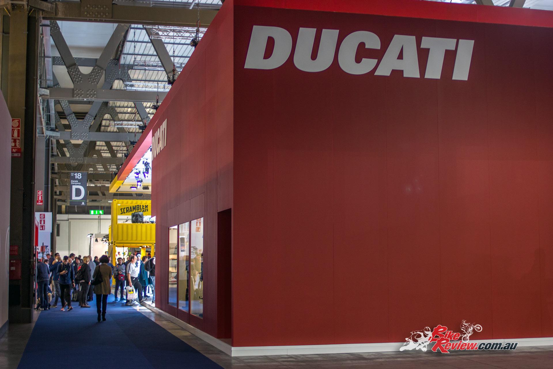 Ducati - EICMA 2016