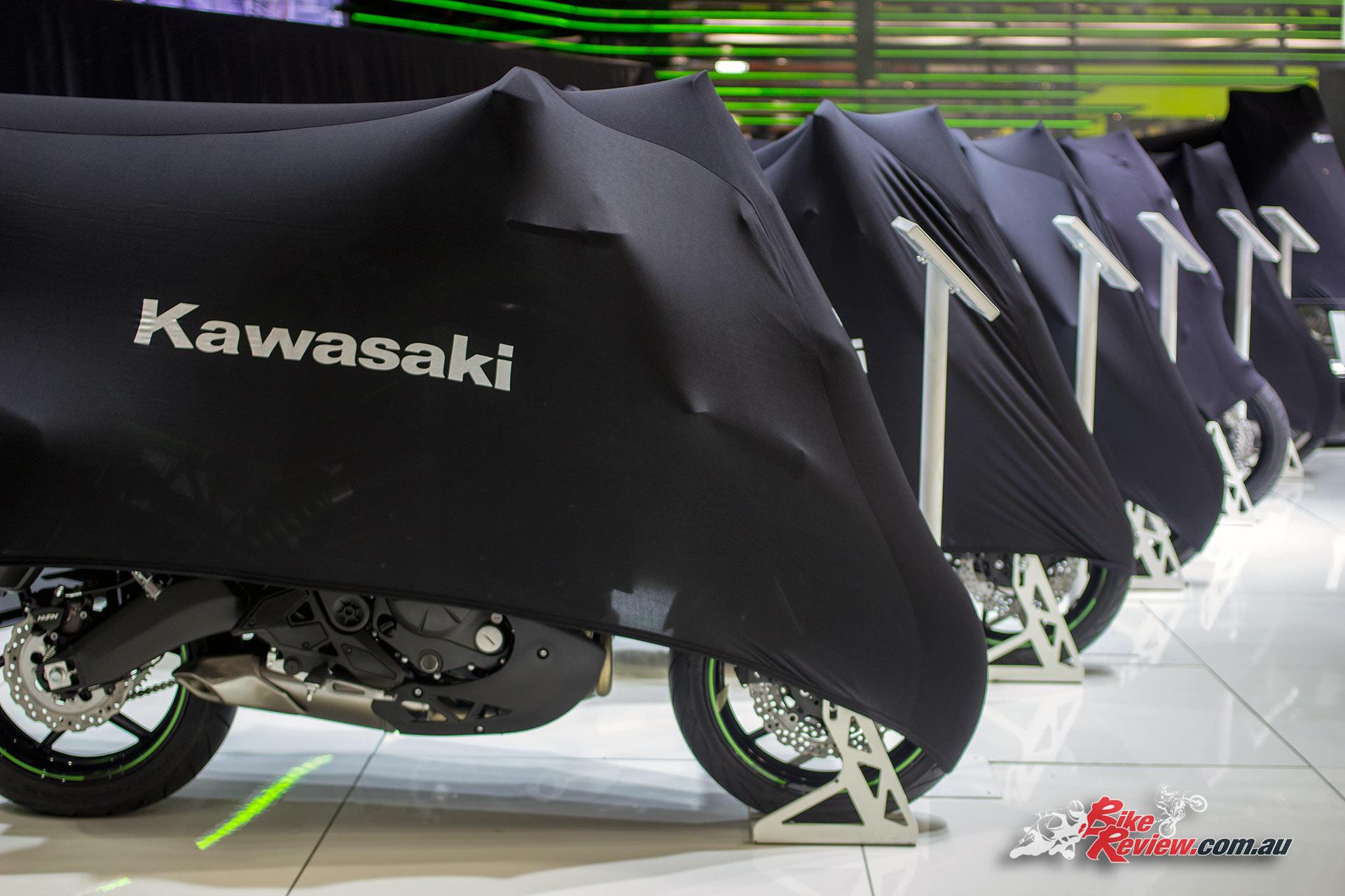 Kawasaki reveals - EICMA 2016