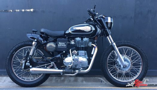 Royal Enfield's Custom Bike Build Off is on again!