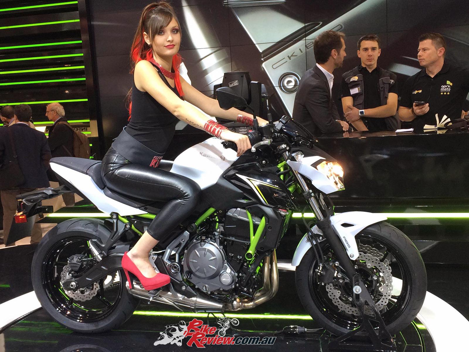 Kawasaki Z650 - 2016 EICMA