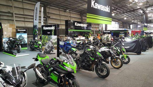 Kawasaki unveils at the 2016 Moto Expo Melbourne