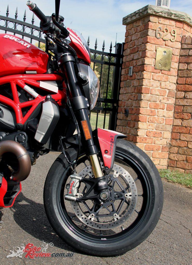 Review: 2016 Ducati Monster 1200 R