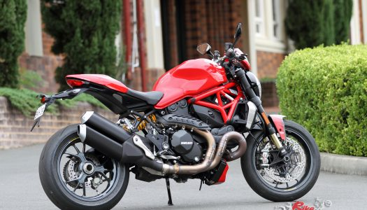 Review: 2016 Ducati Monster 1200 R