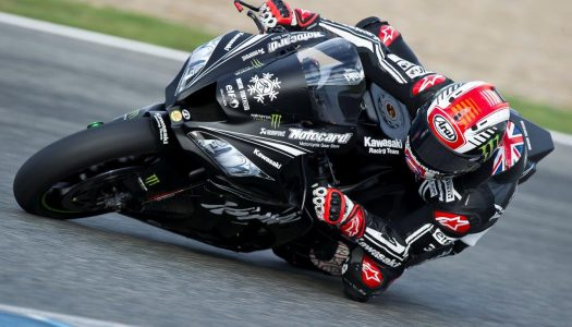 Final 2016 testing sees Rea faster than MotoGP machines