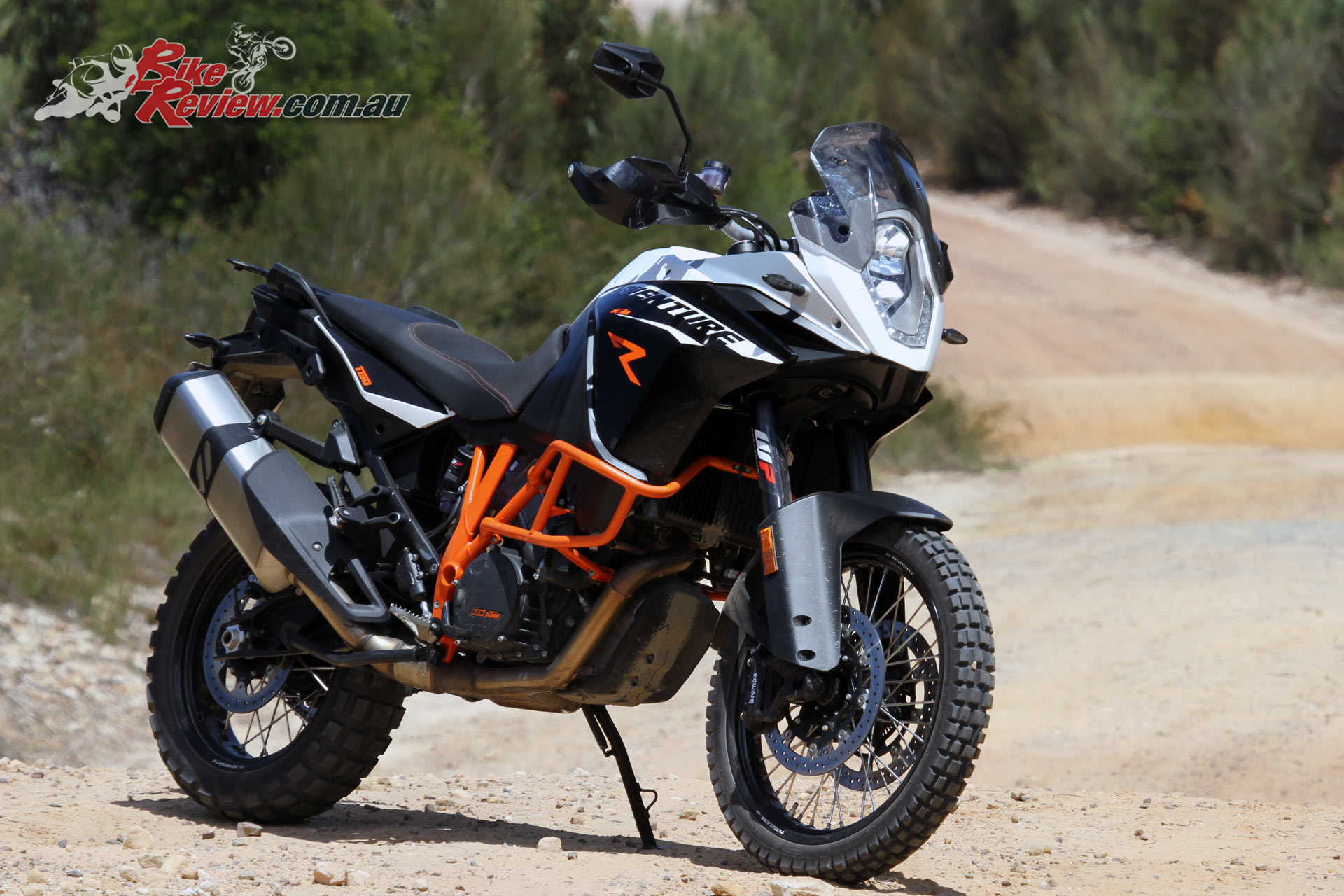 Ktm Adventure Review