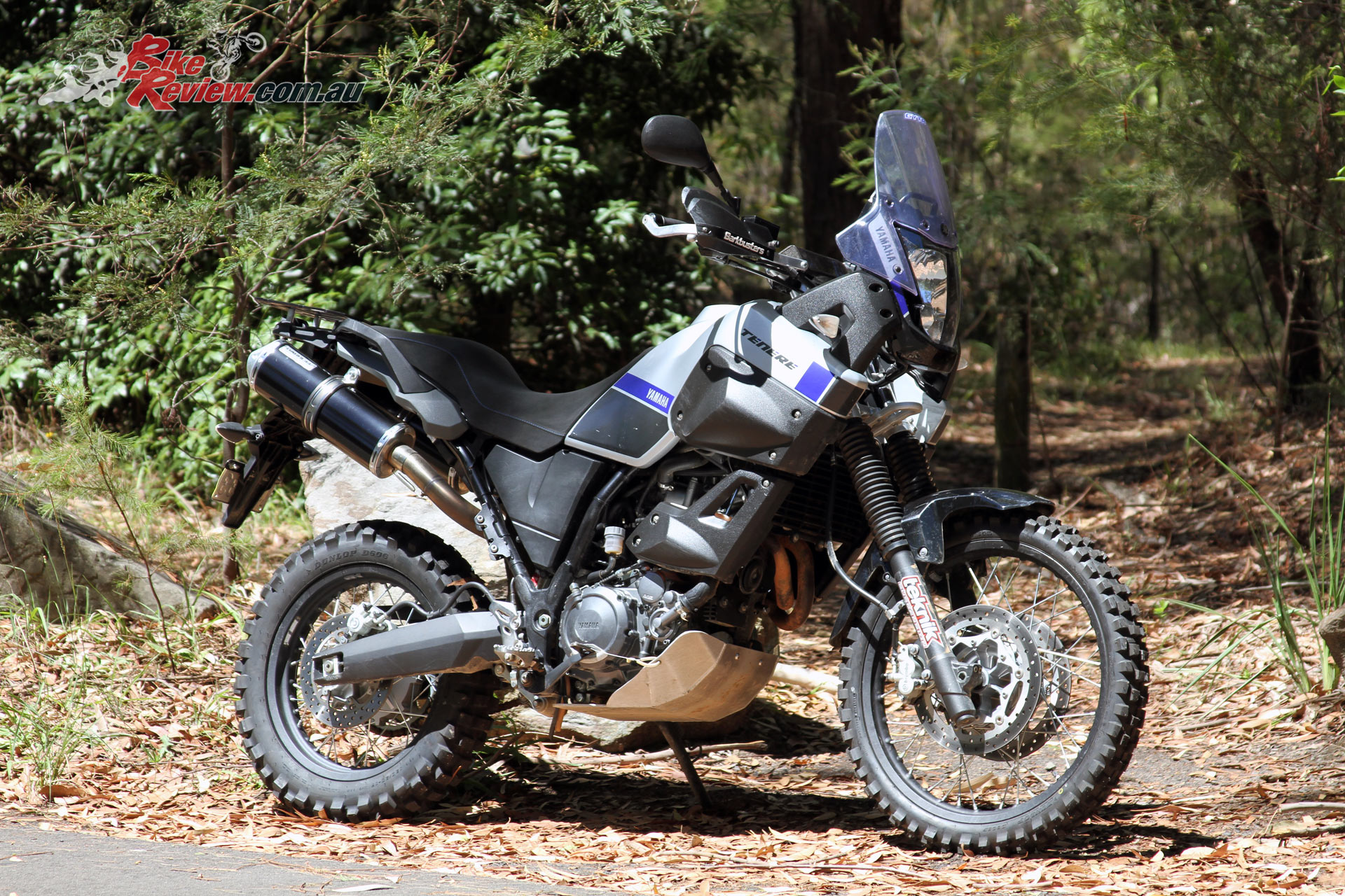 review 2016 yamaha tenere xtz660 bike review