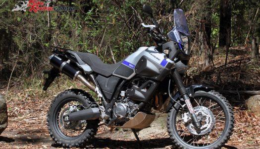 2016 Yamaha Tenere XTZ660 Review