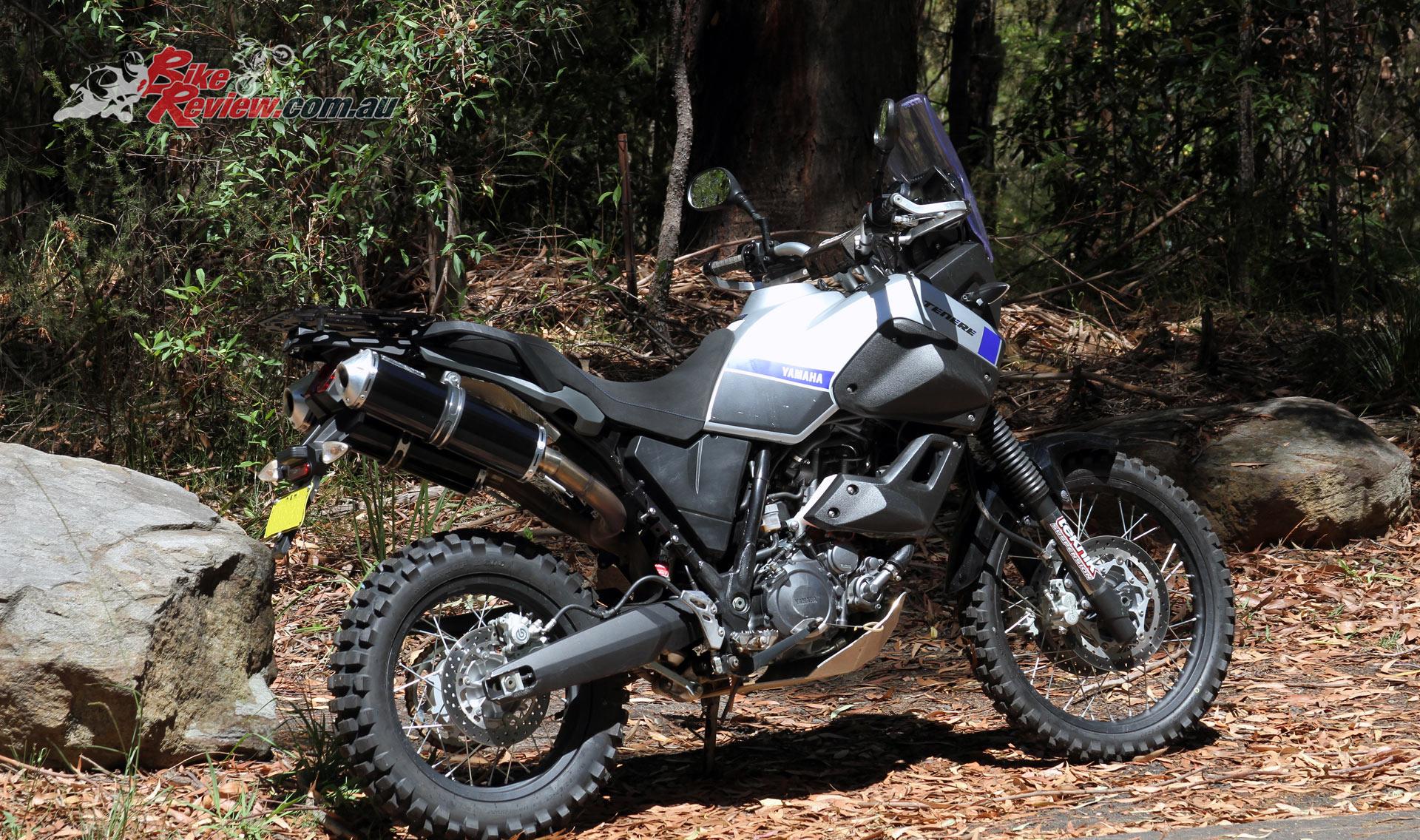 Tenere  Yamaha