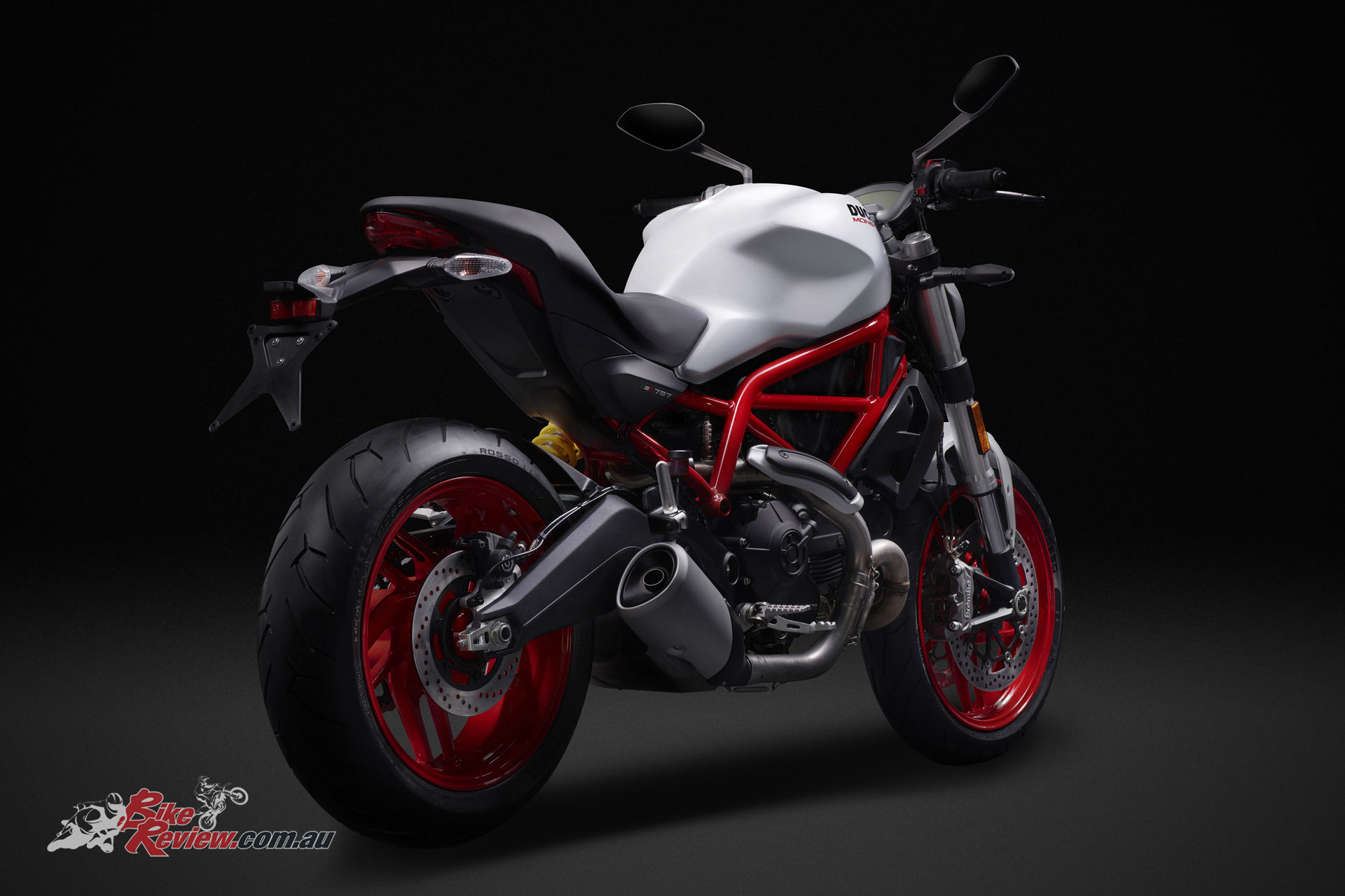 2017 Ducati Monster 797 revealed - Bike Review