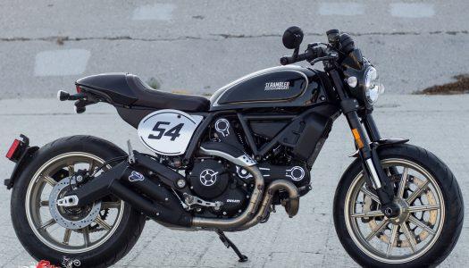 2017 Ducati Scrambler – Cafe Racer