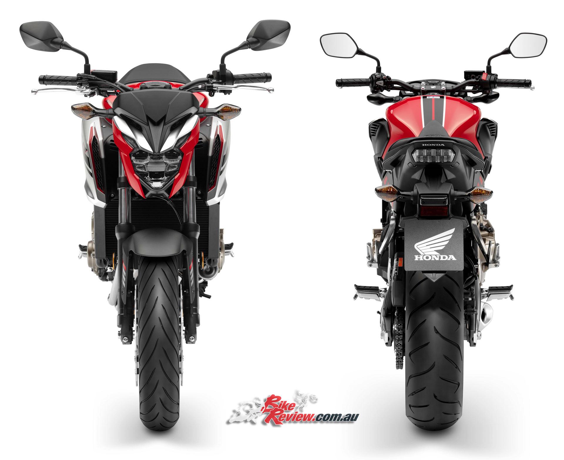 Kelebihan Honda Cb650F Spesifikasi
