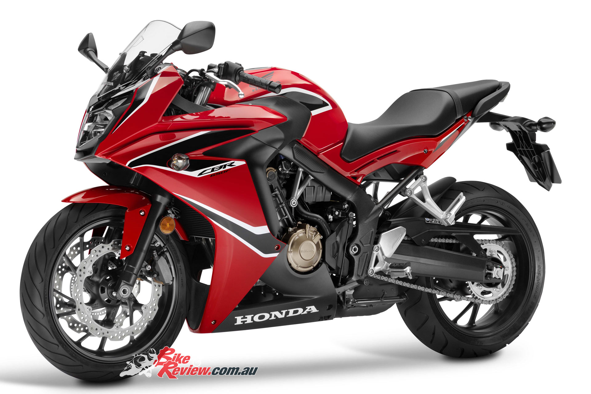 2017 Honda CBR650F Sportsbike Updated Bike Review