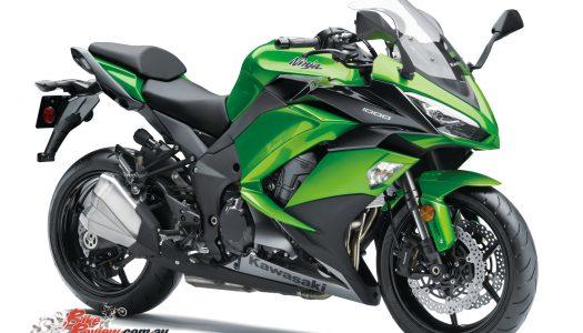 2017 Kawasaki Ninja 1000 – Updated