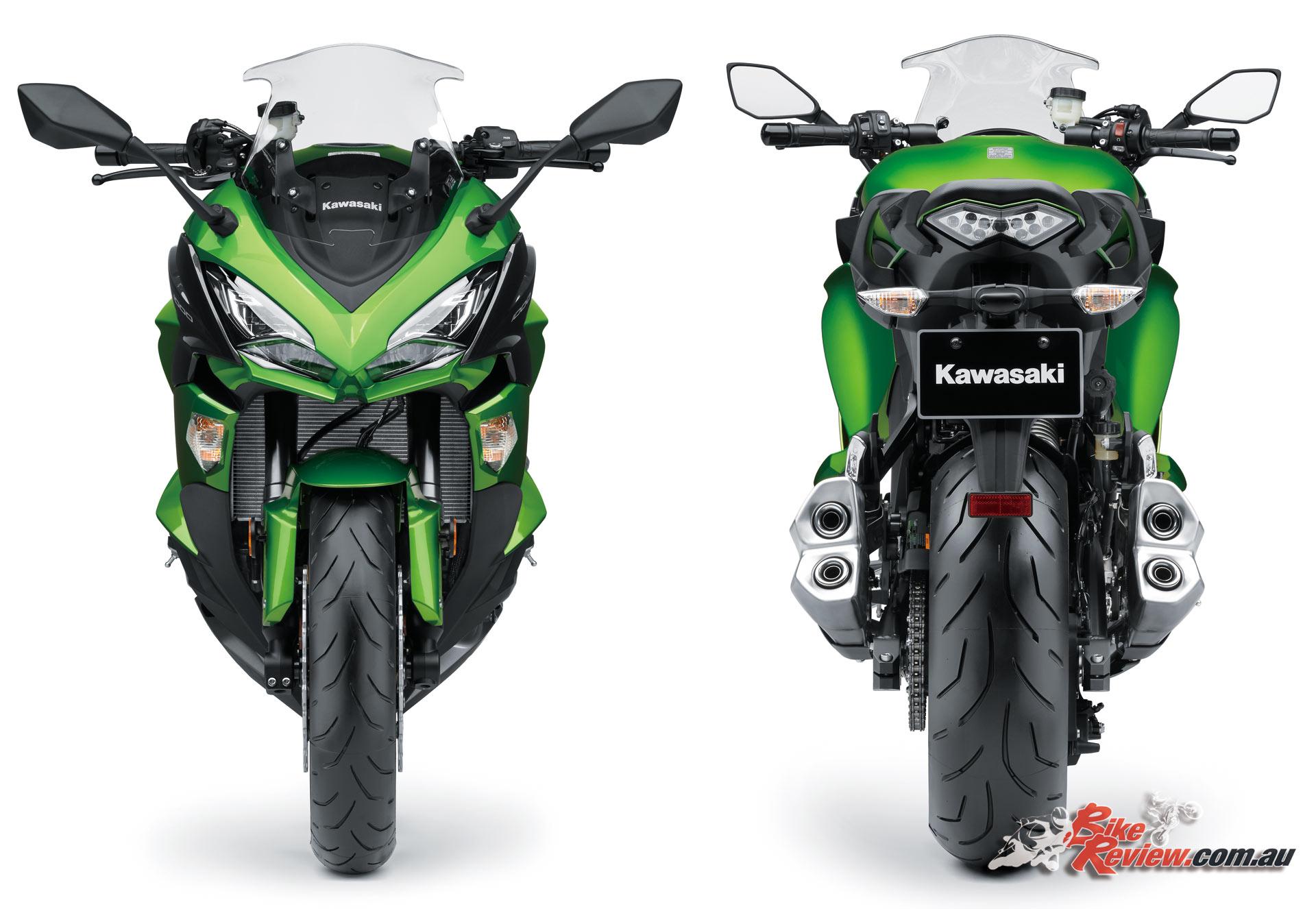 Kawasaki S 2017 Ninja 1000 Now Available Bike Review