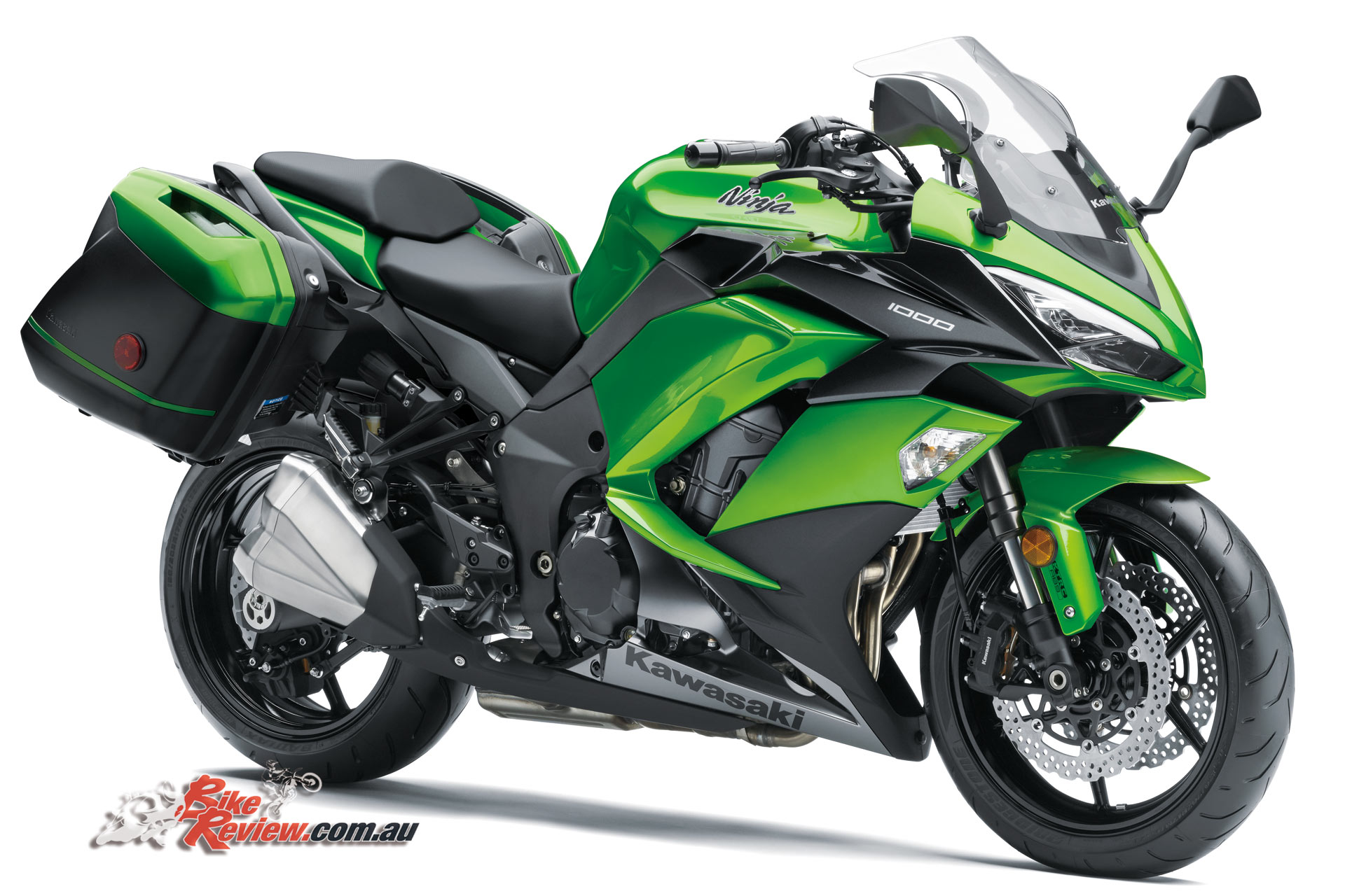 2017 kawasaki ninja 1000 updated bike review. Black Bedroom Furniture Sets. Home Design Ideas