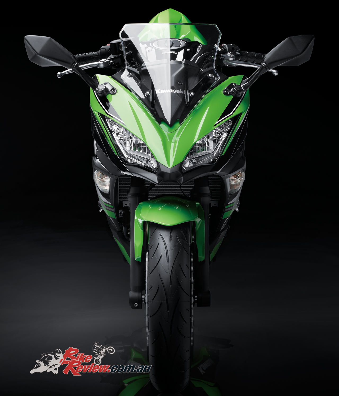 Kawasaki Ninja Handlebars