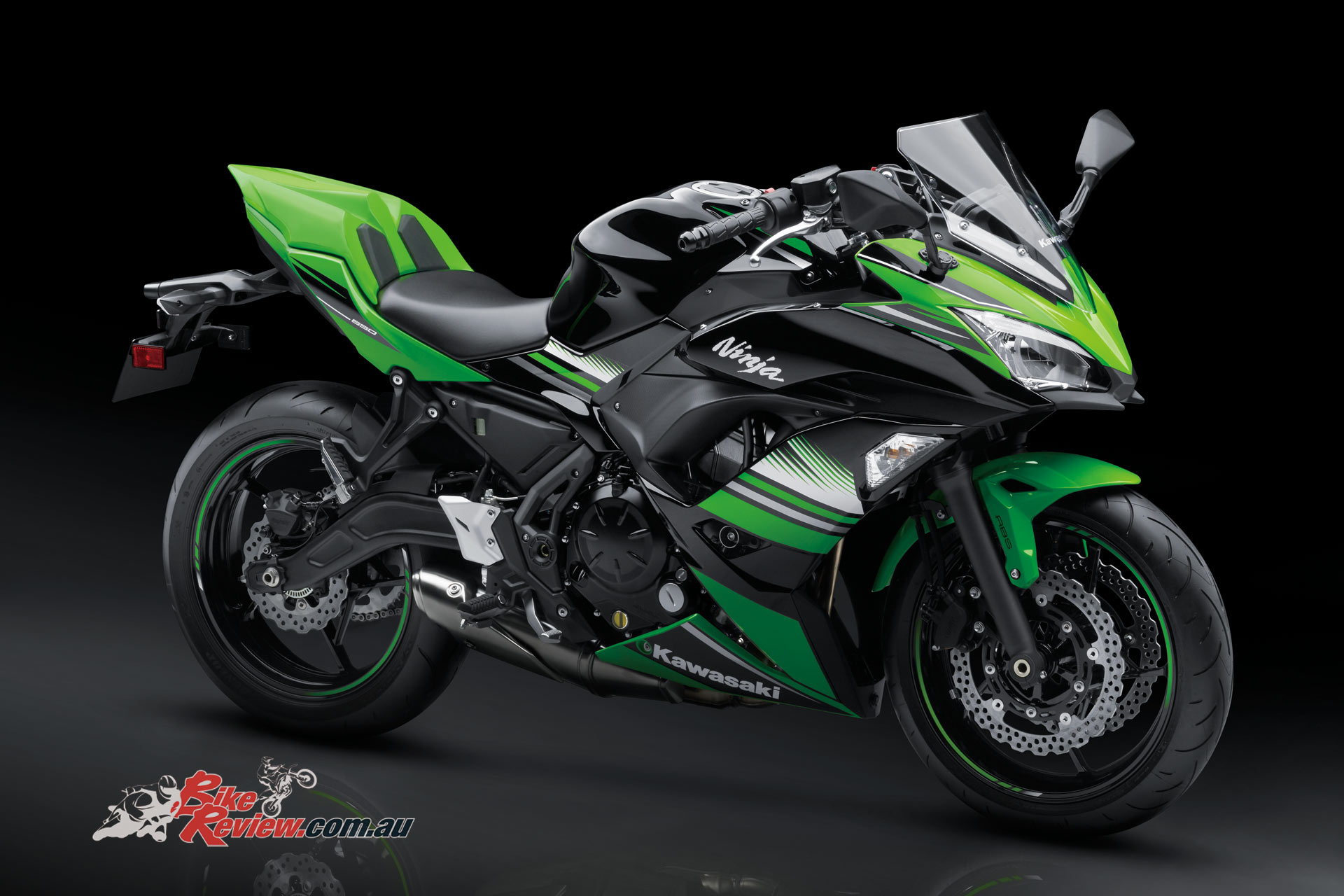 2017 kawasaki ninja 650 650l bike review. Black Bedroom Furniture Sets. Home Design Ideas