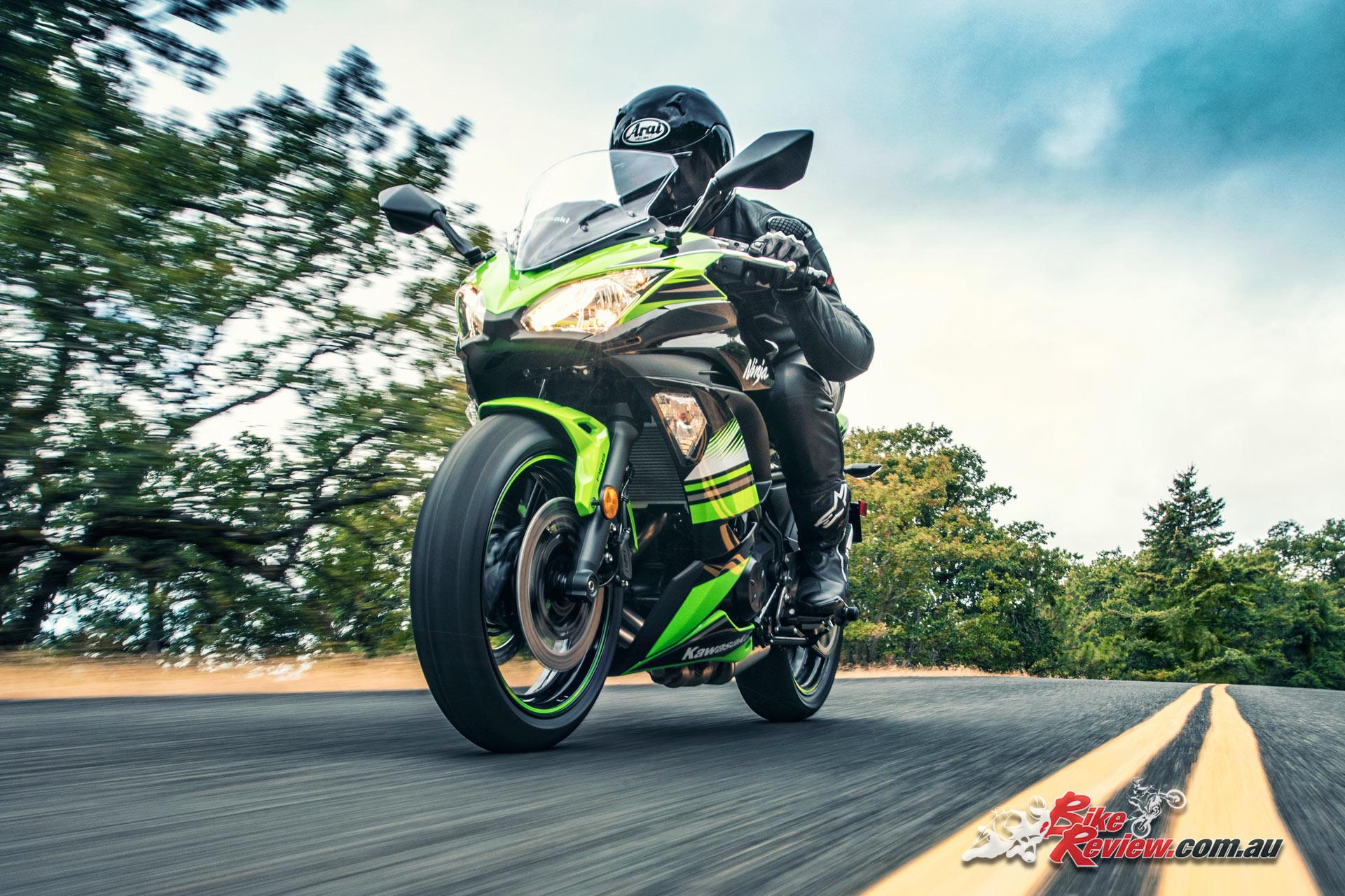 2017 kawasaki ninja 650 amp 650l bike review