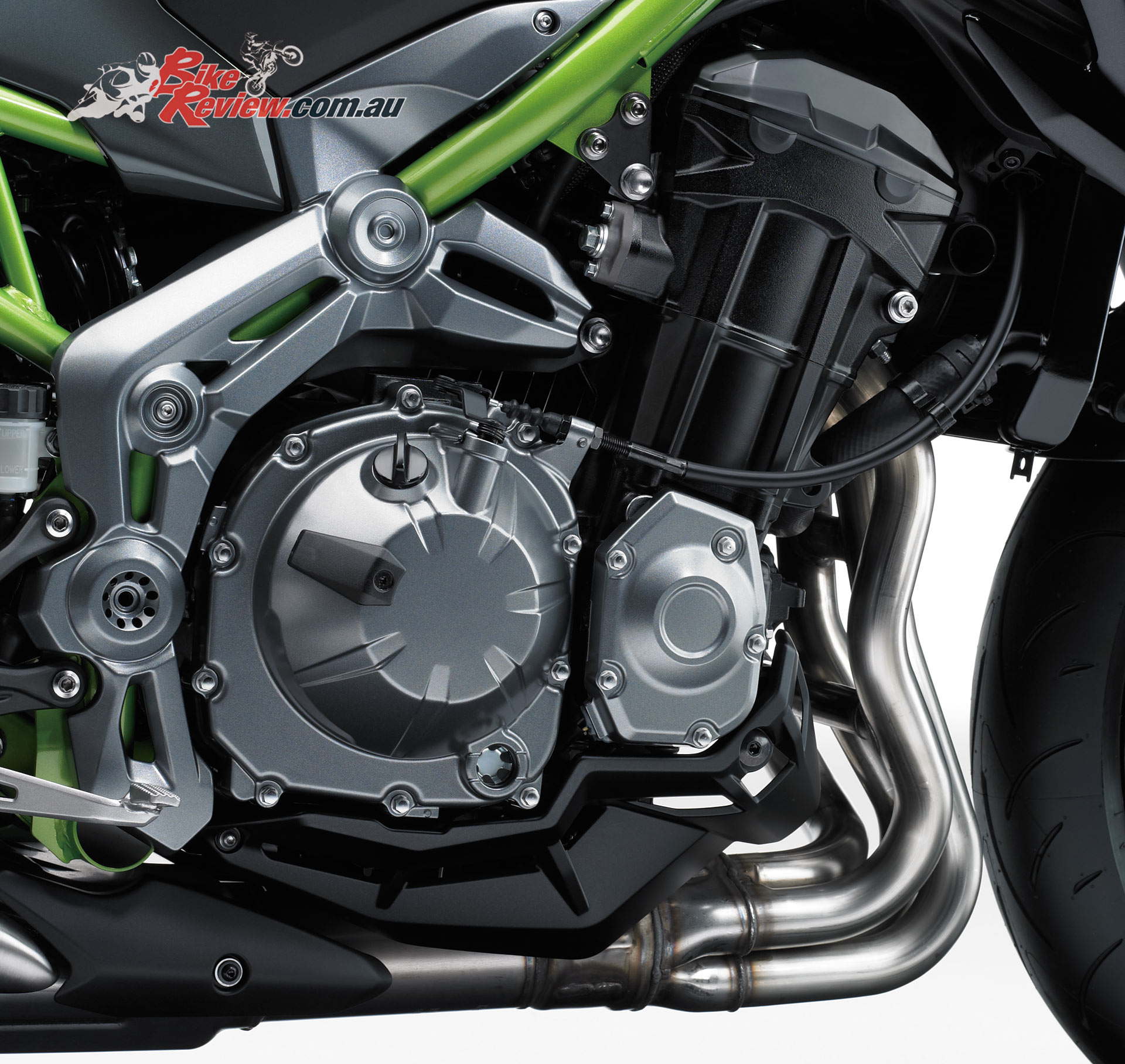 Review 2017 Kawasaki Z900
