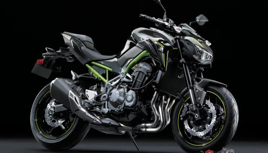 All new 2017 Kawasaki Z900 now available