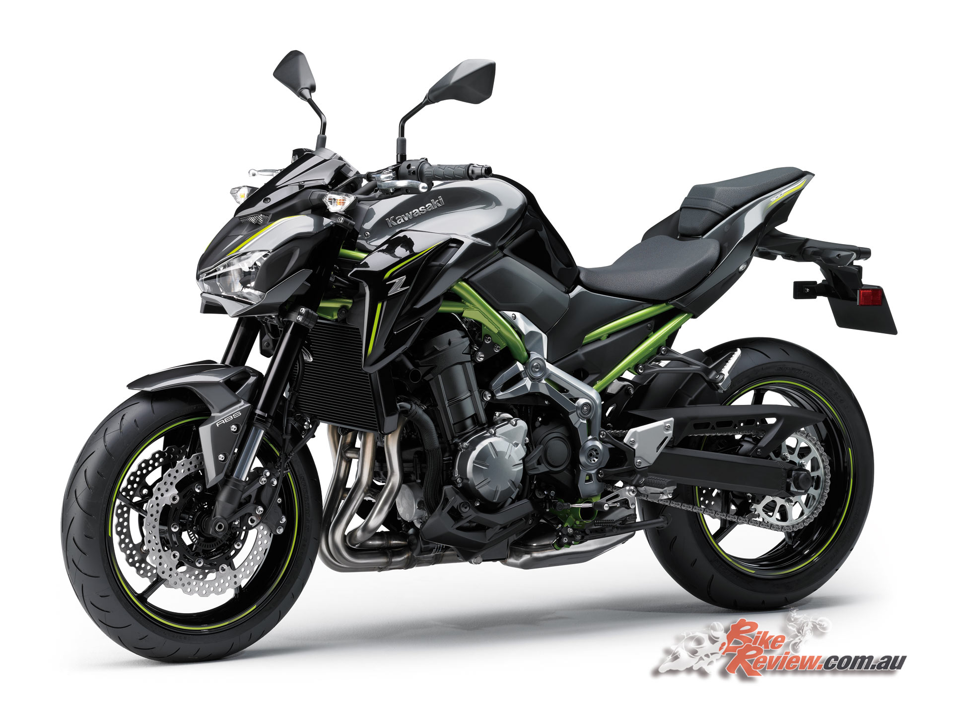 all new 2017 kawasaki z900 now available bike review. Black Bedroom Furniture Sets. Home Design Ideas
