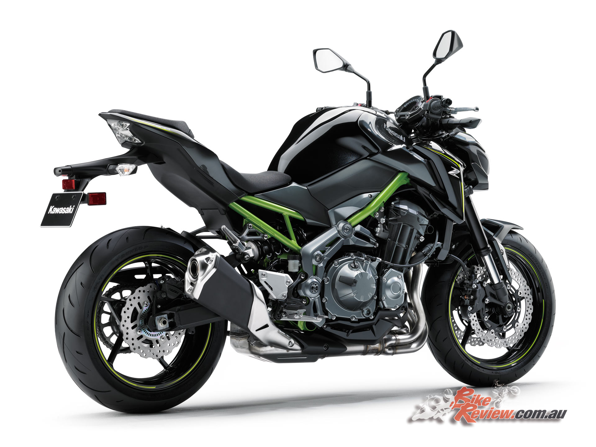 New 2017 Kawasaki Z900 on new harley accessories