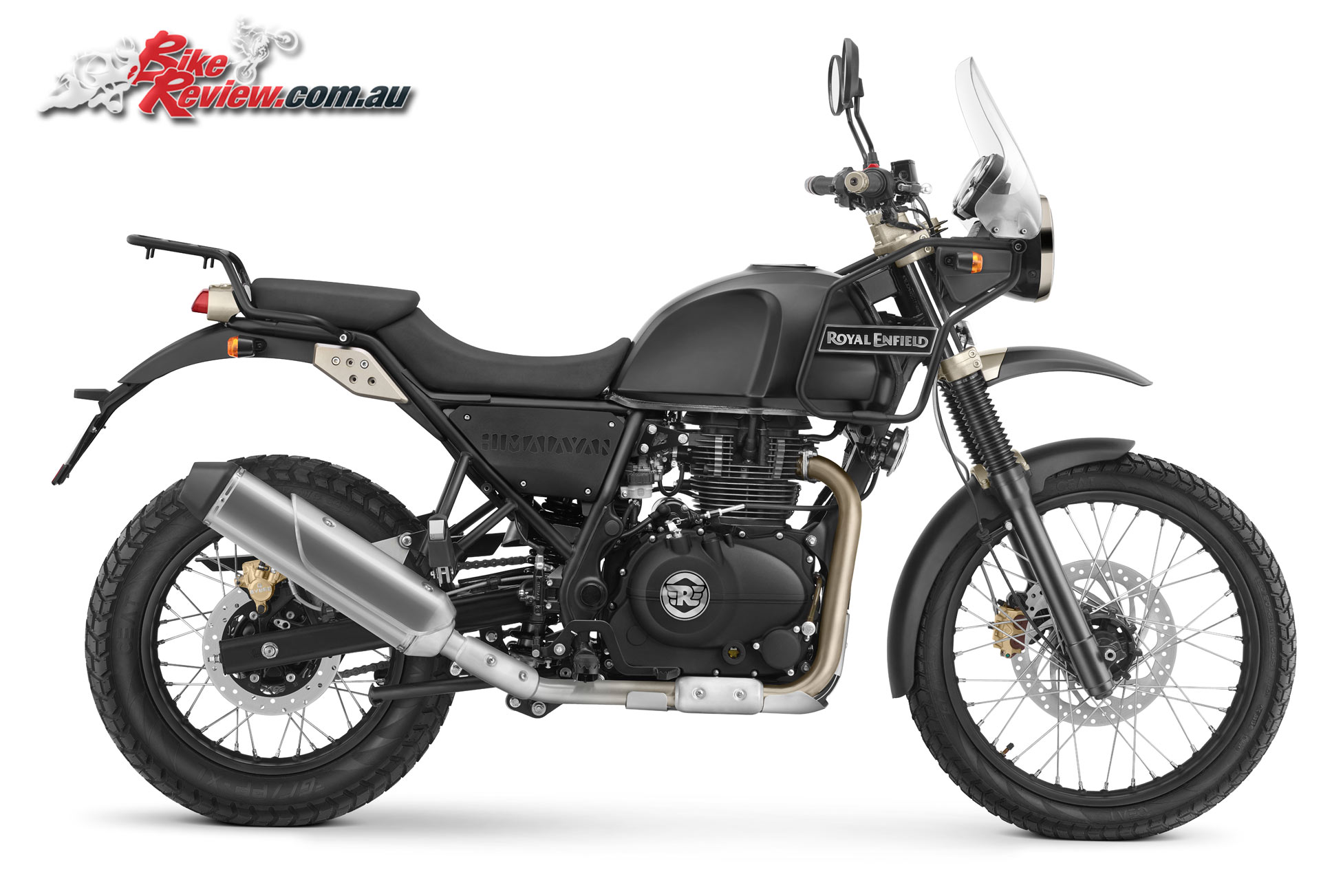2017 Royal Enfield Himalayan Bike Review