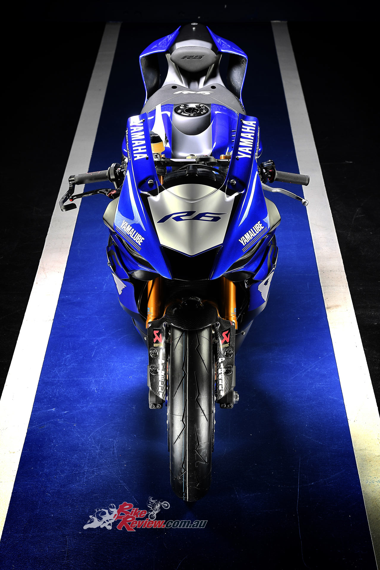 2017 Yamaha YZF-R6 Racing Edition