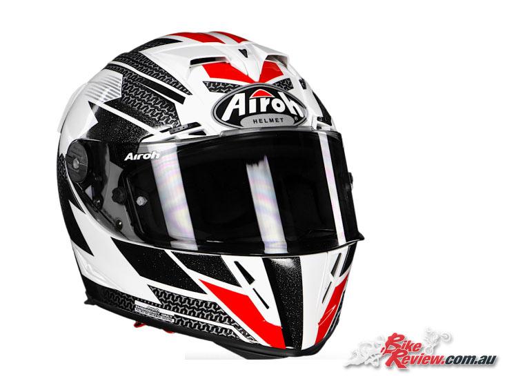 Airoh GP500 Red Gloss Helmet