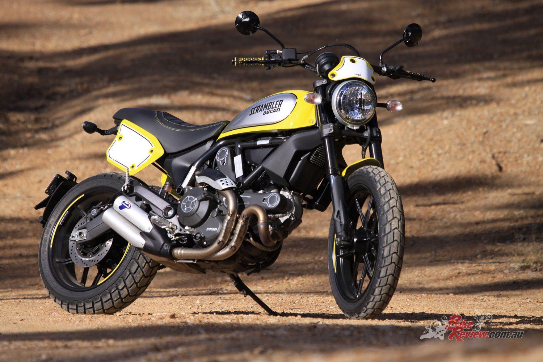 Ducati Scrambler Flat Track Pro Accessories