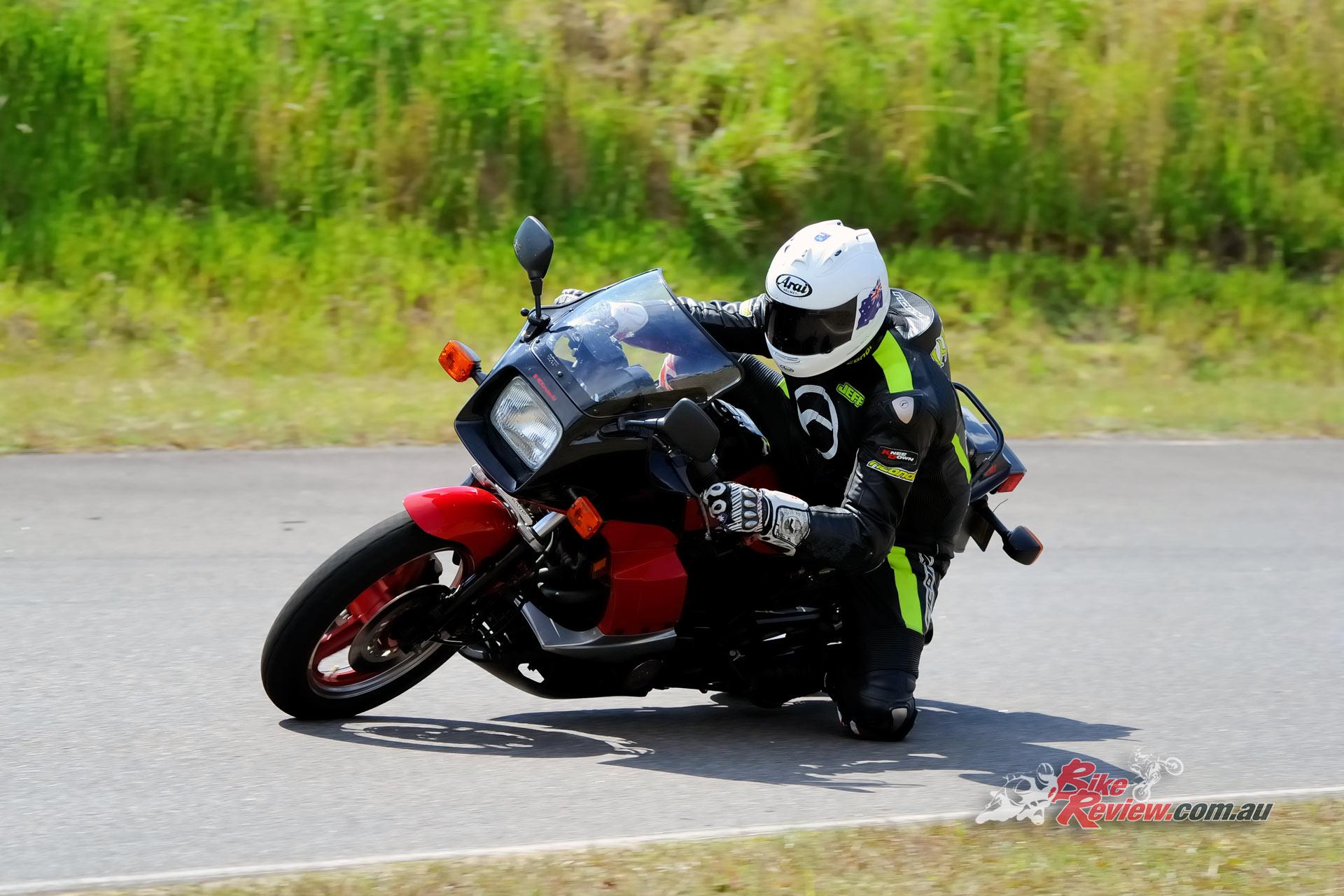 Kawasaki GPz750T