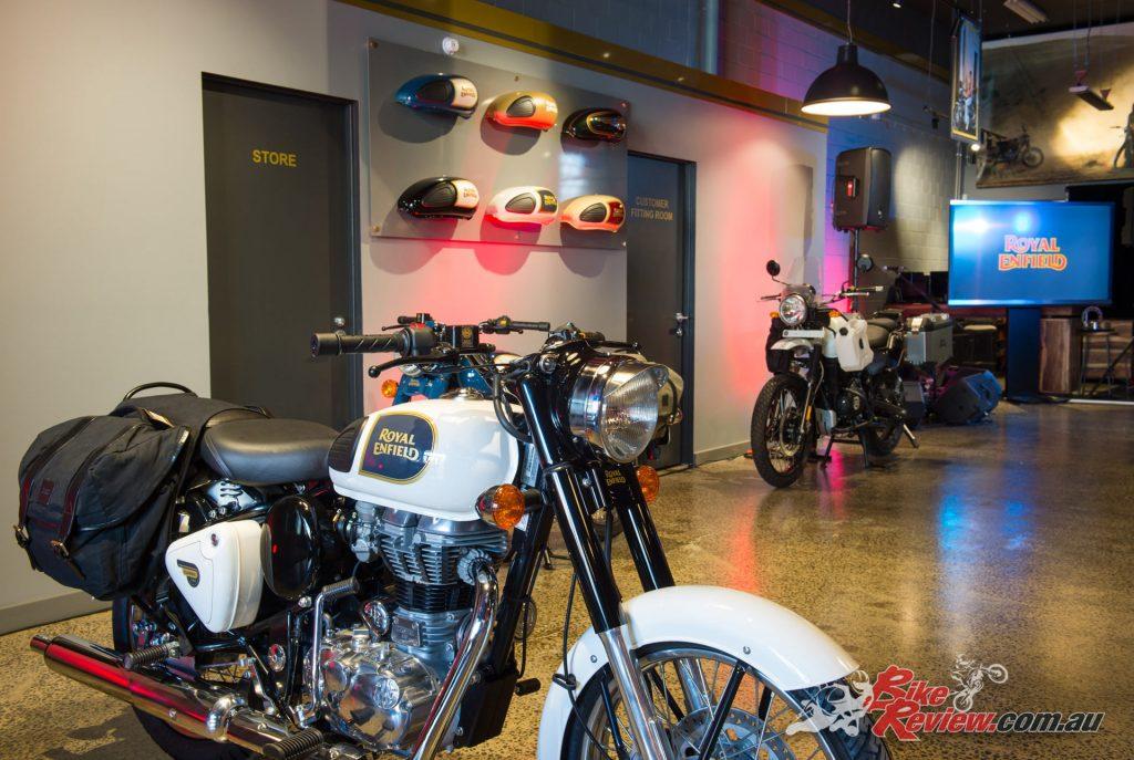 Royal Enfield Melbourne - Cremorne Store