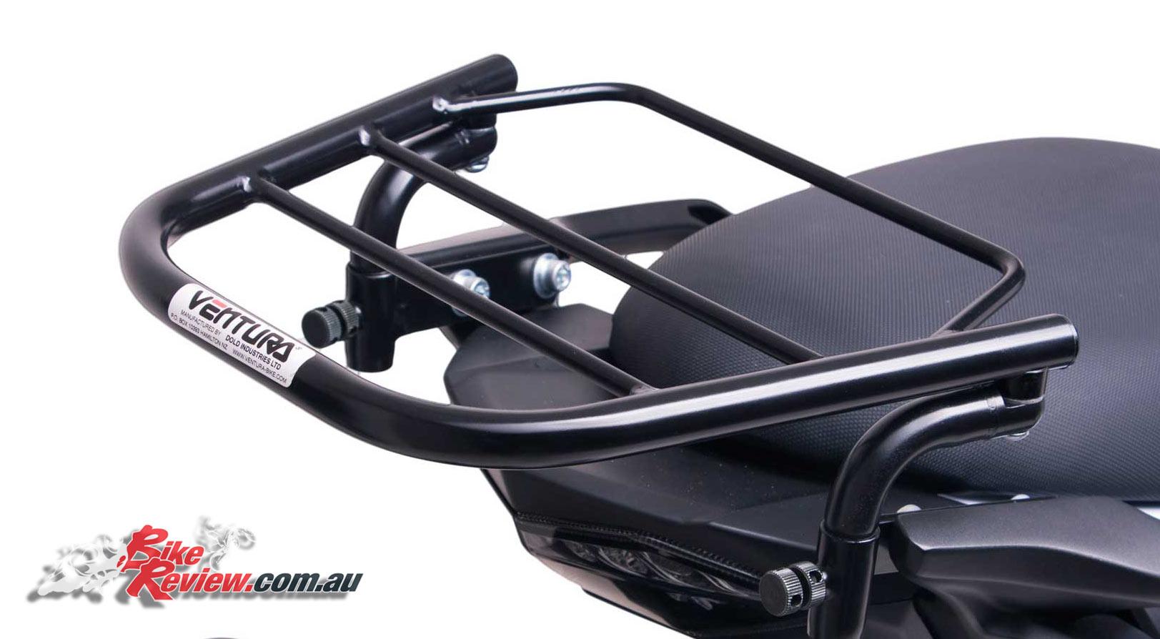 Ventura EVO Sport rack - Yamaha MT-10