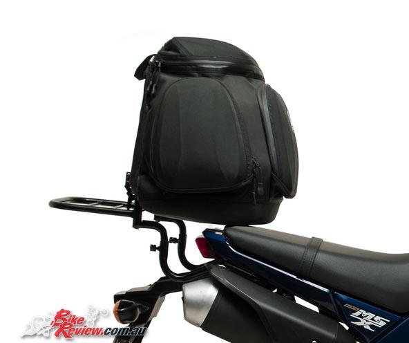 Ventura Bike-Rack luggage system
