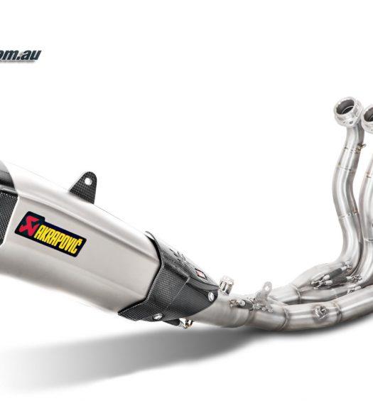 Yamaha MT-10 Akrapovic full exhaust