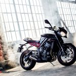 3 New Street Triple variants unveiled for 2017