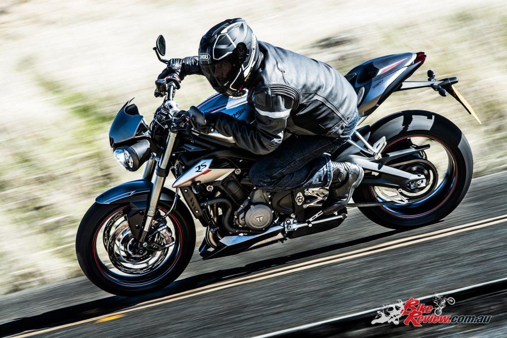 2017 Triumph Street Triple RS