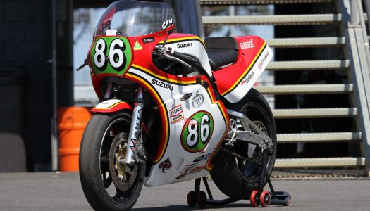 Retro Racer: Cam Donald Harris XR69