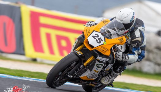 Falzon flies to first-career ASBK pole at Phillip Island