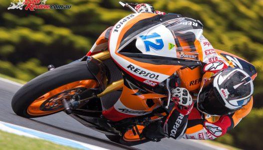 Chiodo blazes to Phillip Island ASBK Supersport pole