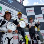 Levy and Edwards Win Supersport 300 Classes at the Island