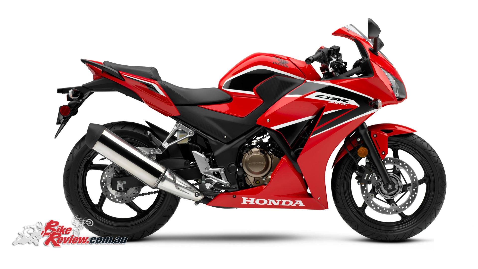 2017's Honda 300s arrive - CBR300R, CB300F - Bike Review