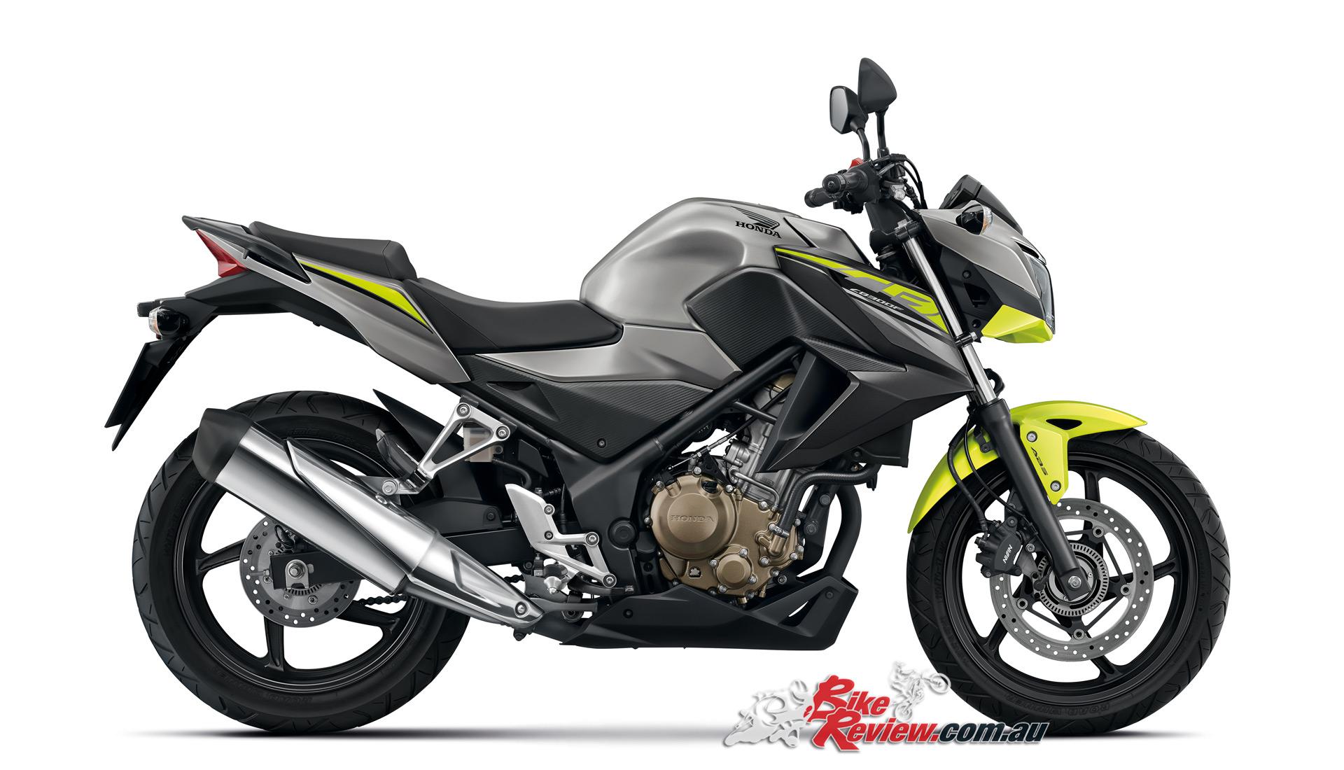 2017 Honda CB300F ABS Review