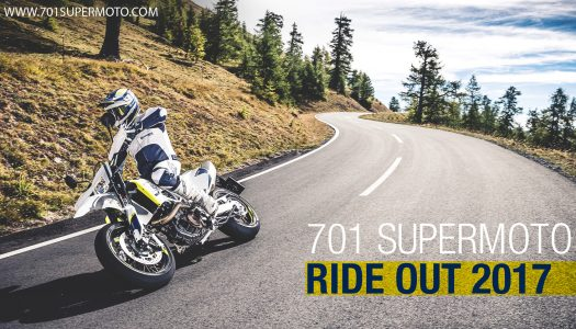 Win a 4-day 701 Supermoto ride out experience in California