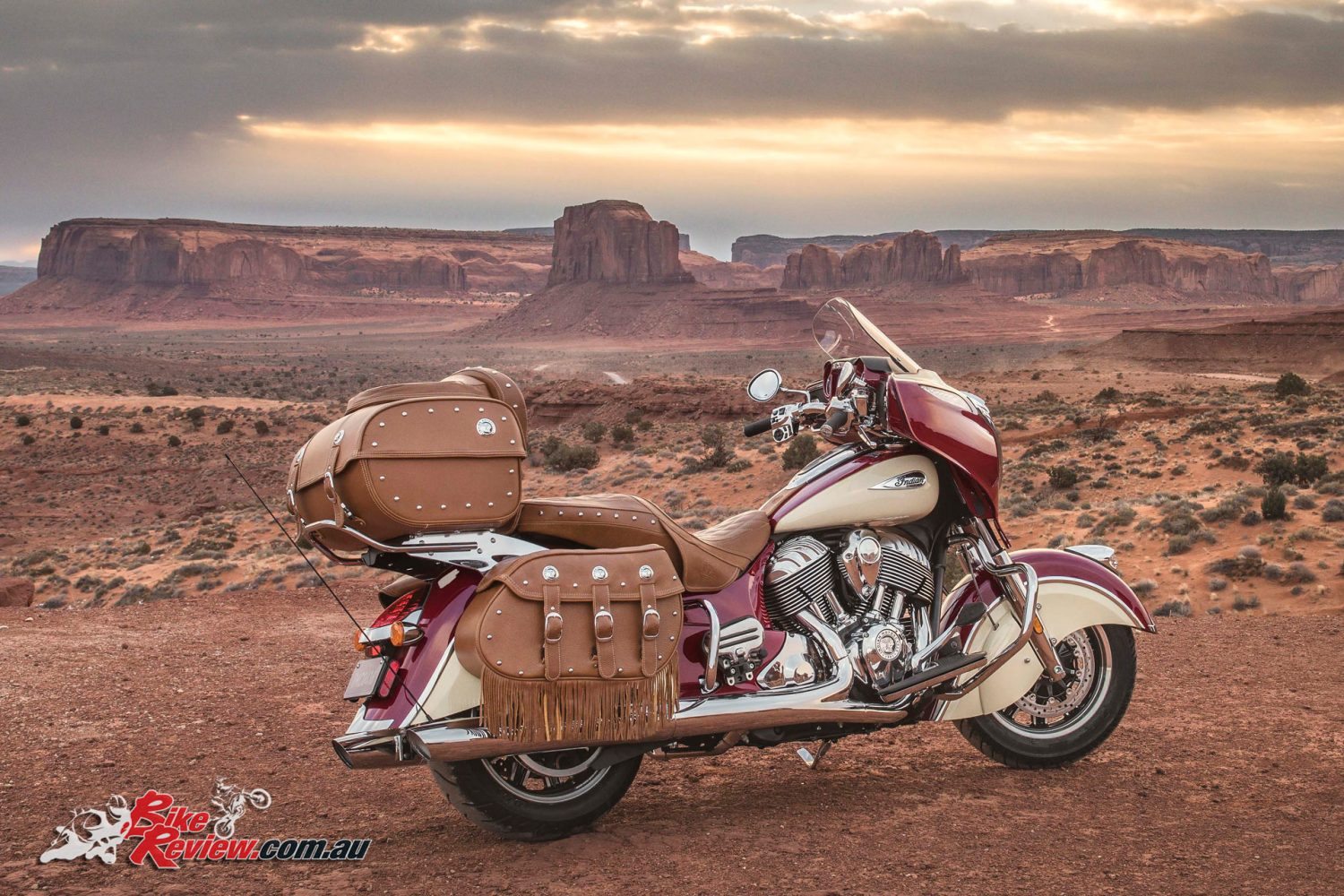 Indian Motorcycles Introduce Roadmaster Classic Bike Review