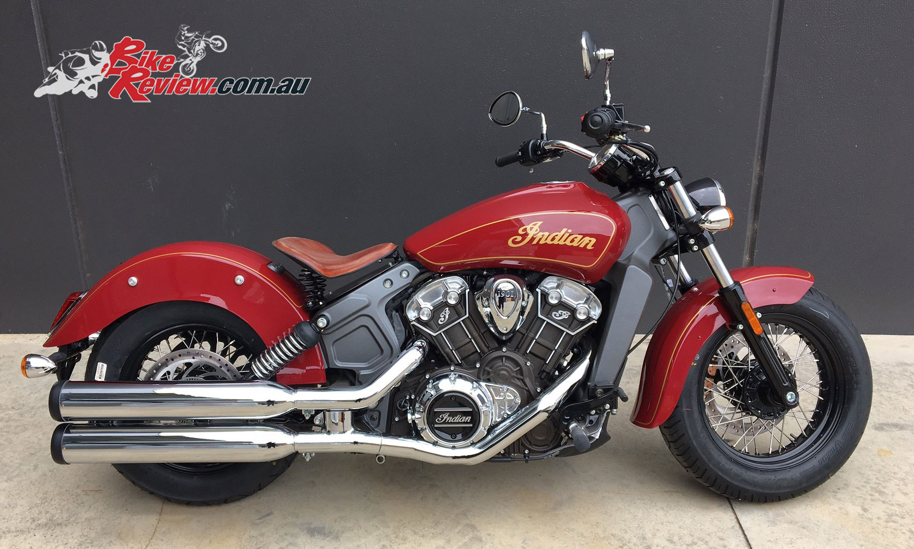 2017 Indian Scout Franklin Edition - Bike Review