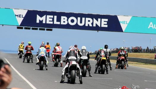 Motorcycling Australia announce 2018 event calendar