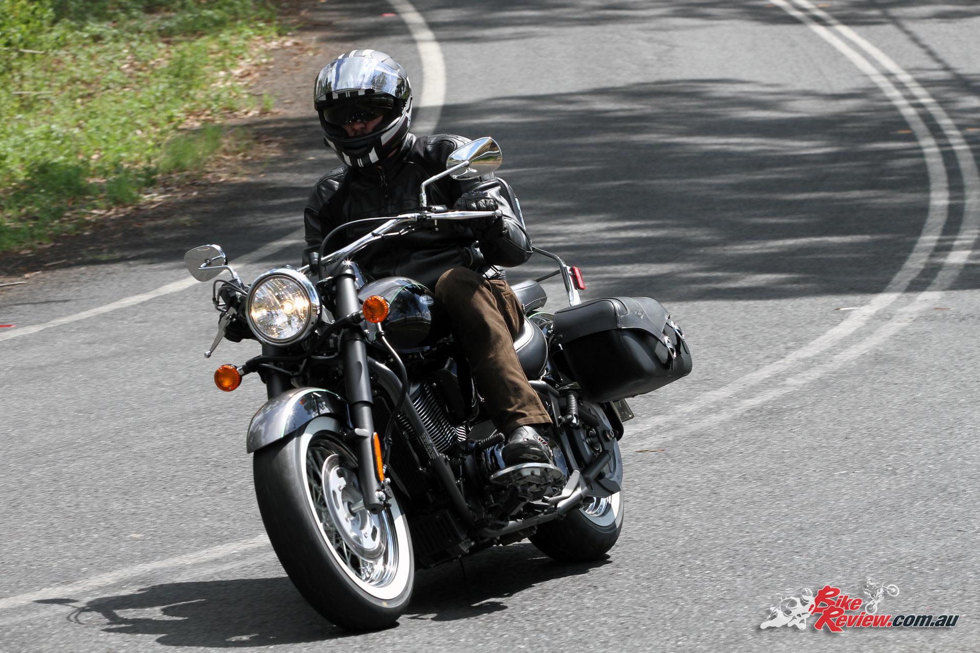 Quick Test Kawasaki Vulcan 900 Classic Bike Review