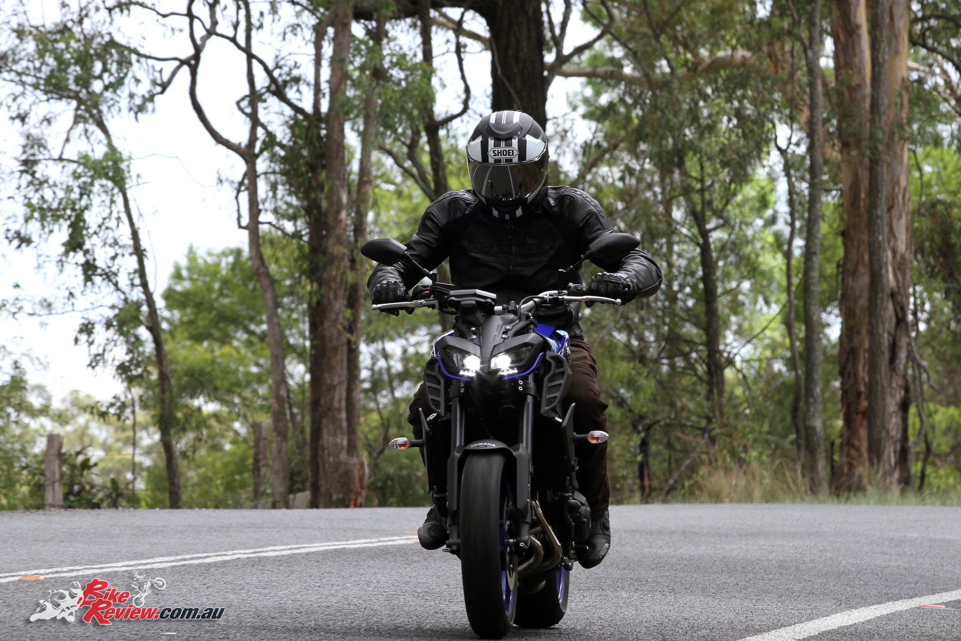 Review 2017 Yamaha Mt 09 Bike Review